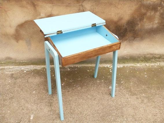 bureau pupitre ancien adopte un meuble