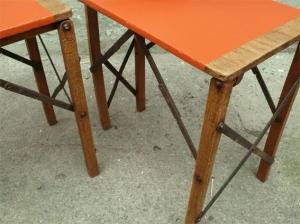 porte-pots-plantes-ancienne-tablette-orange