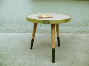 table-tripode-grise-bois-noir-vintage-mini
