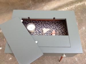 table-machine-à-coudre-vintage-années-60