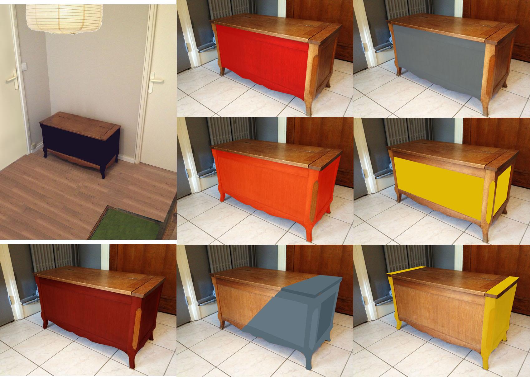 coffre bois ruffin adopte un meuble. Black Bedroom Furniture Sets. Home Design Ideas