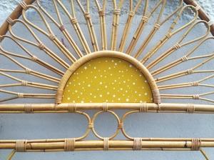 étoiles-tete-de-lit-soleil-vintage