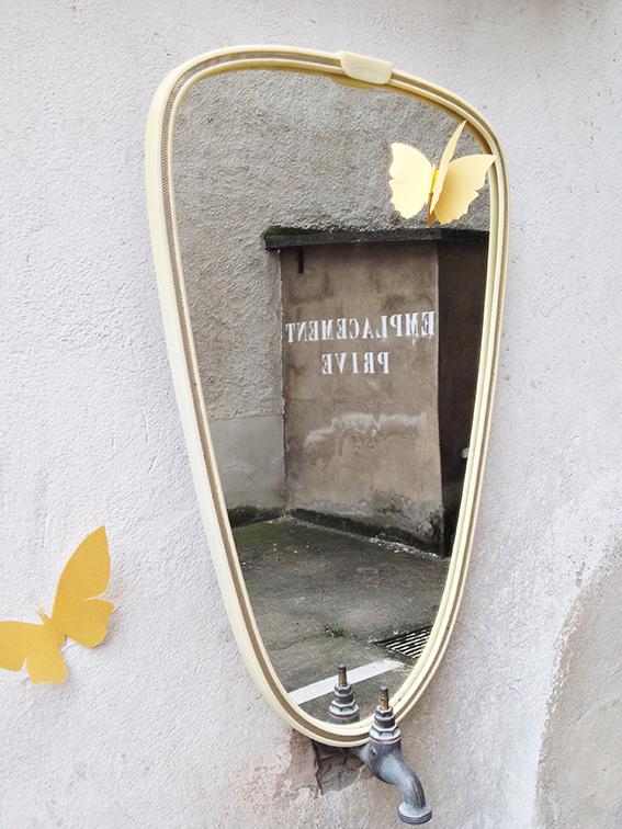 Miroir r troviseur salom adopte un meuble for Miroir 50 60