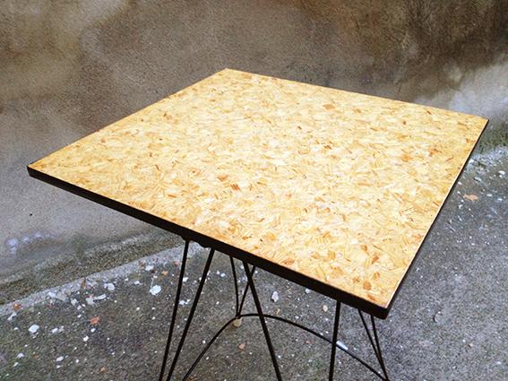 Gu ridon doria adopte un meuble for Meuble osb