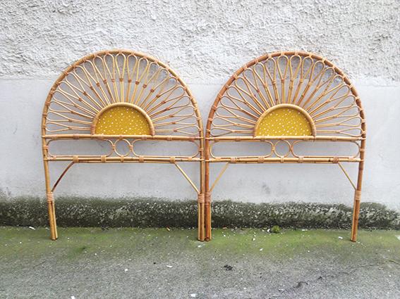 Têtes de lit Elodies  Adopte un meuble
